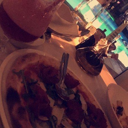 Ms . Gladish - Bice restaurant - waiter
