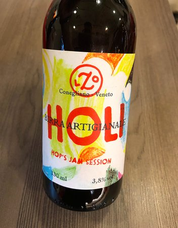 Solighetto, Italien: Birra Artigianale LZO