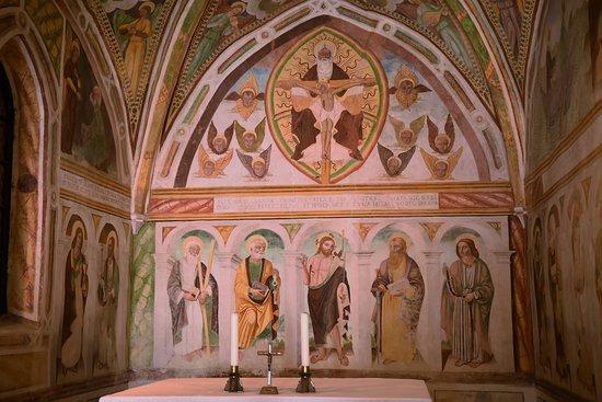 Povoletto, Italia: Chiesa di San Pietro