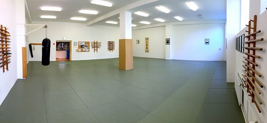Trnava, Slovensko: Dojo 144 m2 tatami