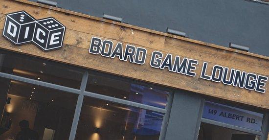 Dice Board Game Lounge