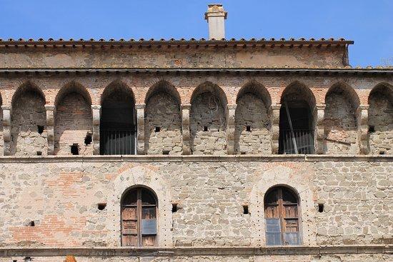 Graffignano, Italia: tetto