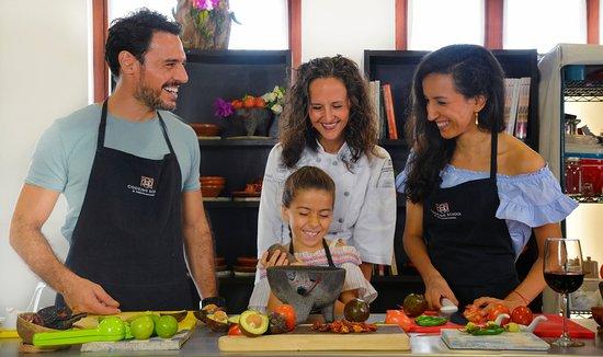 Cooking School el Pueblito Mayakoba
