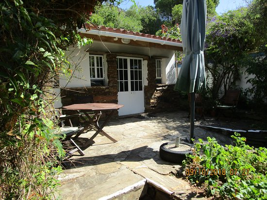 Paradise In Portugal: The Patio Leading To The Honeymoon Suite. My Daily  Resting Place