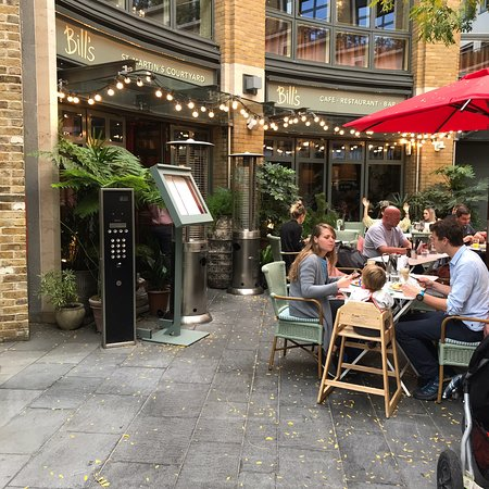 Photo0 Jpg Picture Of Bill S Covent Garden St Martin S Courtyard London Tripadvisor