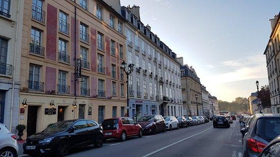 Foto de Hôtel la Résidence du Berry