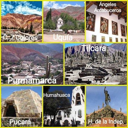 Disfruta de la #QUEBRADADEHUMAHUACA , PATRIMONIO CULT. Y NAT. DE LA HUMANIDAD