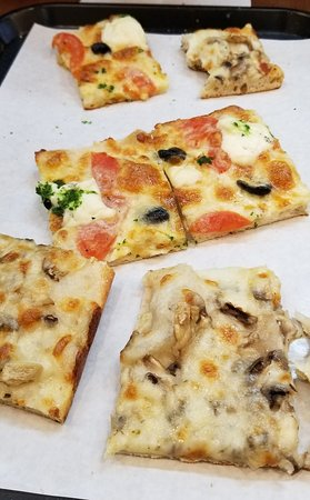 Pizza & Panino VIP: light crispy crust