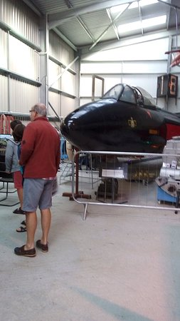 Camelford, UK: Planes galore