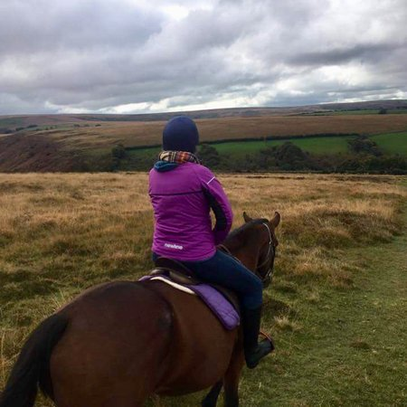 Riding over Exmoor: photo0.jpg