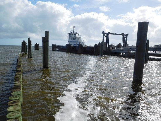 Knotts Island, NC: Knott's Island Ferry