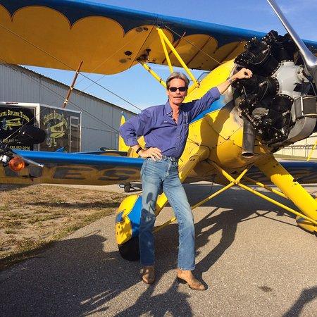 Coastal Biplane Tours