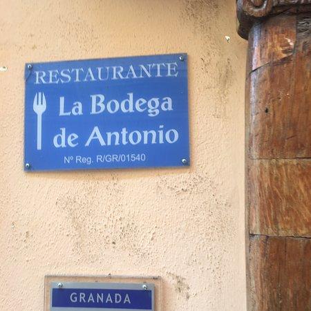 La Bodega de Antonio: photo0.jpg