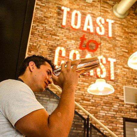 Toast To Coast