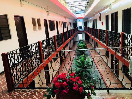 San Juan Bautista Tuxtepec, Meksyk: PLANTA ALTA DEL HOTEL