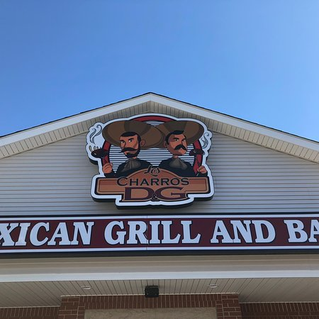 Knightstown, Ιντιάνα: Los Charros D&G Mexican Grill And Bar