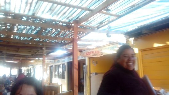 Tongoy, Χιλή: Acogedor y familiar