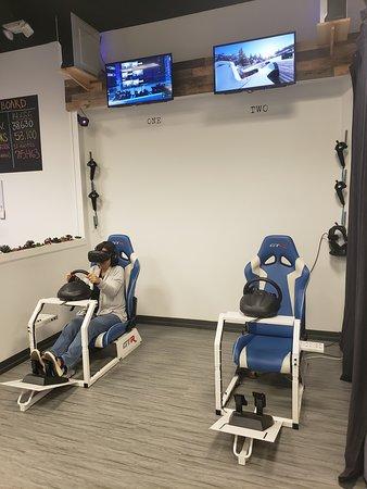Humdingers Virtual Reality Lounge