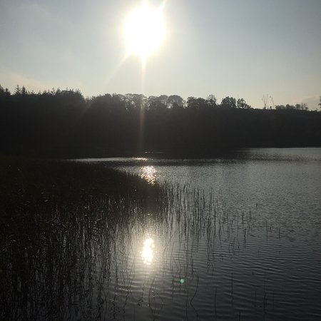 Bailieborough, Irlanda: Castle Lake, Bailieboro  Stunning...