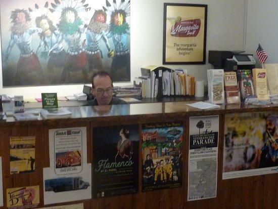 Santa Fe Plaza Visitor Information Center