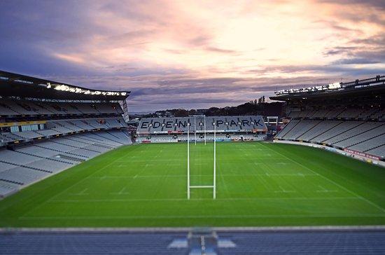 Auckland, New Zealand: Eden Park, New Zealand's National Stadium