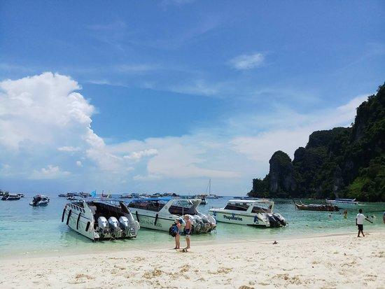 Thalang District, Tailandia: phi phi tour