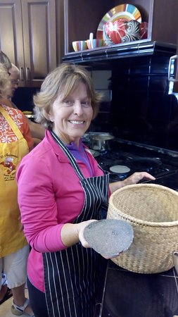 There is nothing better than a hand made tortilla, Learn to make your own