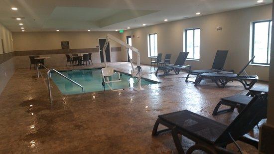 White House, Теннесси: Indoor Heated Pool