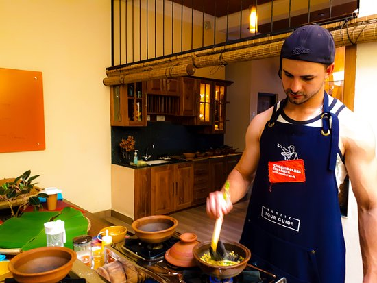 Cooking Class Sri Lanka