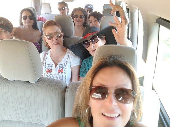 Baja Luxury Wine Tours: Fun family time