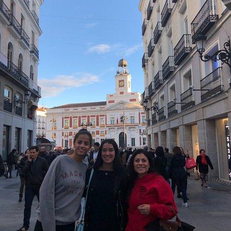 Centro de Madrid, parada obligatoria en KM 0