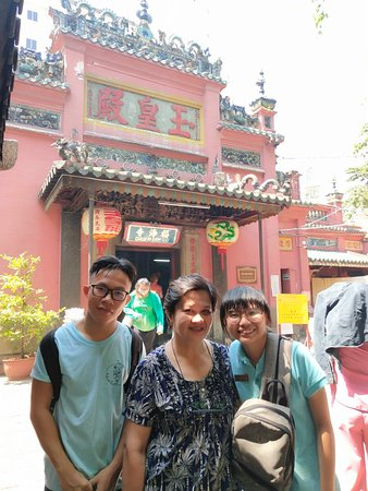 Our Ho Chi Minh Experience