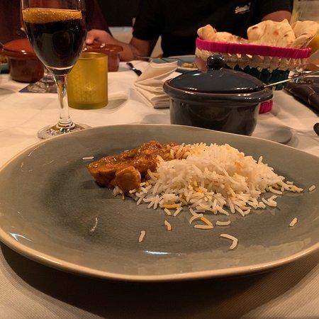 Einer der besten Chicken Korma welches ich jemals gegessen habe.