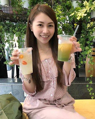 Love the drinks!!