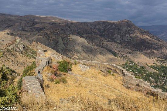Yeghegis, Αρμενία: Forteresse de Smbataberd