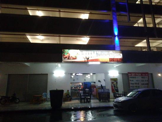 Jenjarom, Malaysia: Shop