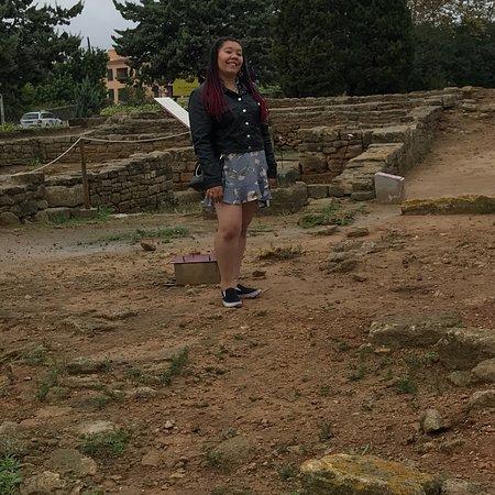 Ruines de la Ville Romanie de Pollentia: photo1.jpg
