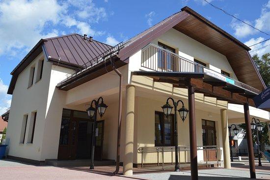 Suchowola, Polónia: Centrum Trzech Kultur