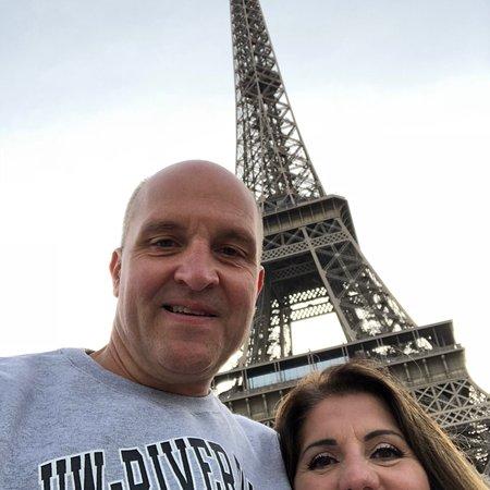 Eiffel Tower climbing w/Summit