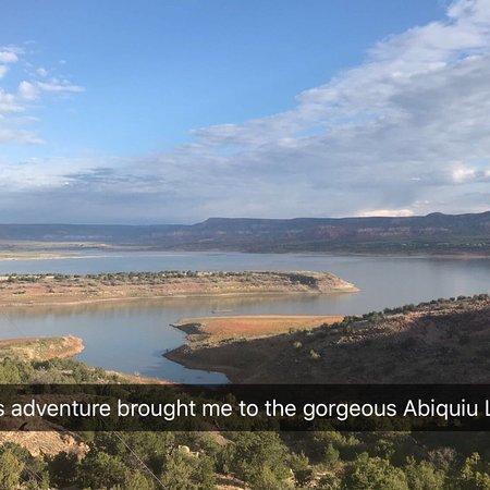 Abiqui Lake: Abiqui Lake