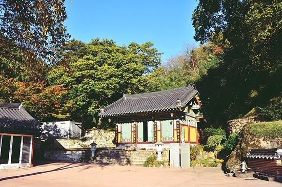양산, 대한민국: 용화사 풍경