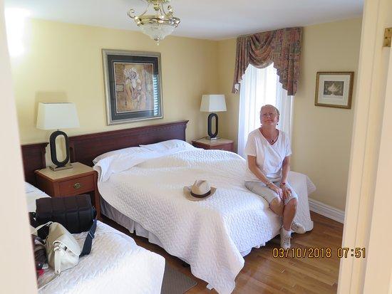 Korcula Royal Apartments Our Top Floor Bedroom