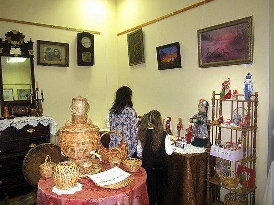Orekhovo-Zuevsky District Local History Museum