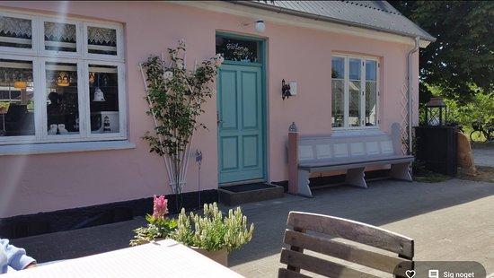 Anholt, Danmark: Cafe Tanternes Hus