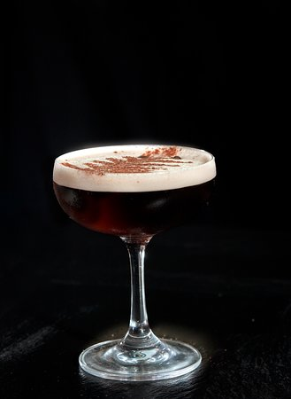 Espresso Martini - Available from the Cocktail Menu at The Mint Bar