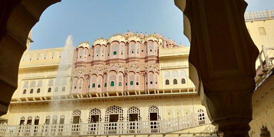 Hawa Mahal - Palace of Wind