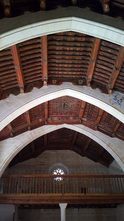 Penarroya de Tastavins, Испания: Ermita de una sola nave, de estilo gótico mudéjar del siglo XIV, declarada monumento nacional