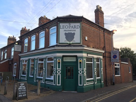 The Leopard - Norwich