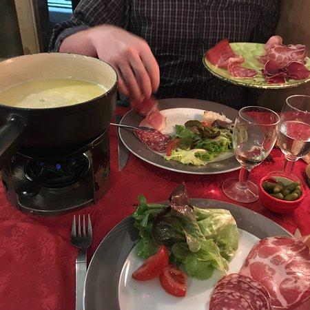Restaurant Le Loup Comble Photo