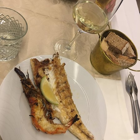 Шикарная рыба и вкуснейший в жизни картофель !!!